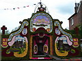 SJ9354 : Endon Well Dressing by Alan Gibson