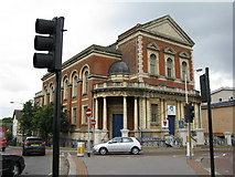TQ3266 : Spurgeons Tabernacle by Dr Neil Clifton