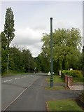 SJ8801 : Palmers Cross, stenchpipe by Mike Faherty