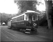 SC4384 : MER Station, Laxey by Dr Neil Clifton