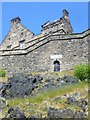 NT2573 : Old West Sally Port, Edinburgh Castle by kim traynor