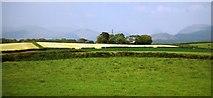 SD0797 : Fields near Mite Houses by N Chadwick