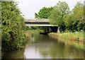 SO8857 : A449 Bridge by Pierre Terre