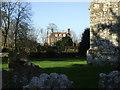 TQ5109 : Eckington Manor, Church Lane, Ripe, East Sussex by nick macneill