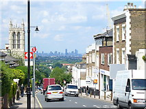 TQ3370 : Gipsy Hill by Colin Smith
