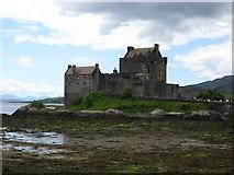 NG8825 : Eilean Donan Castle by James Denham
