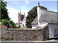 SX9576 : St Gregory's parish church, Dawlish by Robin Stott