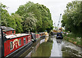 SO9262 : Worcester and Birmingham Canal by Pierre Terre