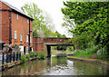 SO9466 : Worcester and Birmingham Canal, Stoke works by Pierre Terre