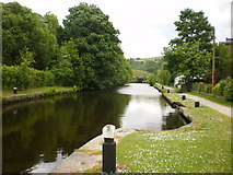 SD9321 : Rochdale Canal by Alexander P Kapp