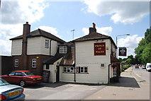 TQ6349 : Prince of Wales, High St, Hadlow by N Chadwick