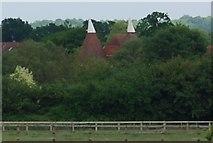 TQ6250 : Oast Houses, Hope Farm by N Chadwick