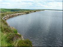 SE0429 : Haigh Cote Dam by John H Darch