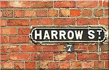 J3472 : Harrow Street, Belfast (2) by Albert Bridge