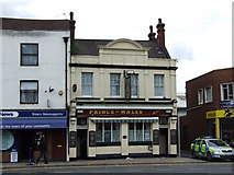TQ7369 : Prince of Wales, Strood by Chris Whippet