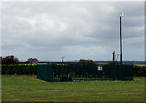 NT6779 : Dunbar Weather Station by Allister Combe