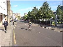 TQ3680 : Narrow Street, E14 by Danny P Robinson