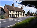 TM4575 : White Hart Public House, Blythburgh by Adrian Cable