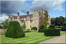 TQ4745 : Hever Castle, Hever, Kent by Oast House Archive