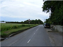 TQ7575 : Main Road Cooling by PAUL FARMER