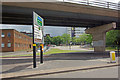 SP0691 : Perry Barr flyover by Stephen McKay
