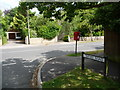 SY6889 : Dorchester: postbox № DT1 32, Clarence Road by Chris Downer