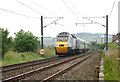NU2312 : HST train near Lesbury by Andy F