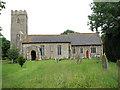 TM1687 : St Margaret's church by Evelyn Simak