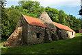 NZ1356 : Derwentcote Cementation Furnace by Helen Wilkinson