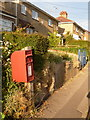 ST9917 : Sixpenny Handley: postbox № SP5 157, Common Road by Chris Downer