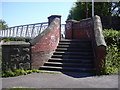 SD8332 : Canal Foot Bridge by robert wade