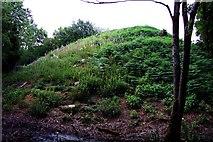 SP4802 : Jarn Mound on Boars Hill by Steve Daniels