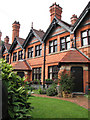 SK5641 : Norris Ladies' Home by John Sutton