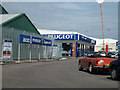 TQ6102 : Peugeot Showroom, Willingdon Drive by Oast House Archive