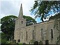NZ2215 : St Edwin's Church High Coniscliffe by peter robinson