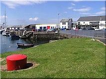 C8540 : Near Portrush harbour by Kenneth  Allen