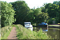 SP0173 : Towpath & canal by Row17