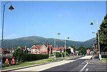 SO7845 : New pedestrian crossing, Barnards Green by Bob Embleton