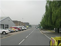 SE1522 : Armytage Road - viewed from Locksley Road by Betty Longbottom