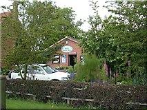 SK7961 : Holly Farm Shop, Cromwell by Paul Shreeve