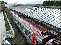 NT9953 : Berwick station by James Allan