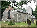 TG3500 : St Michael's church by Evelyn Simak