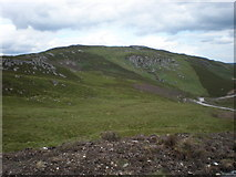NH4005 : Carn na Saobhaidhe Looking North  from new Estate Road by Sarah McGuire