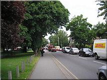 TQ3266 : St. James' Road, Croydon by Dr Neil Clifton