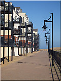 TQ6401 : Street Lighting at Sovereign Harbour by Oast House Archive