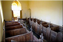 TF7633 : Interior of All Saints' Church by Tiger
