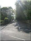 SE1421 : Healey Mount Road - Lyndhurst Road by Betty Longbottom