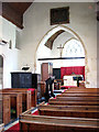 TM1897 : St Michael's church - the nave by Evelyn Simak