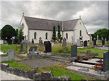 N1010 : Church: Eglish, Co. Offaly by Dylan Moore