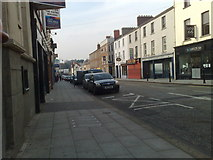 J2664 : Railway Street, Lisburn by Dean Molyneaux